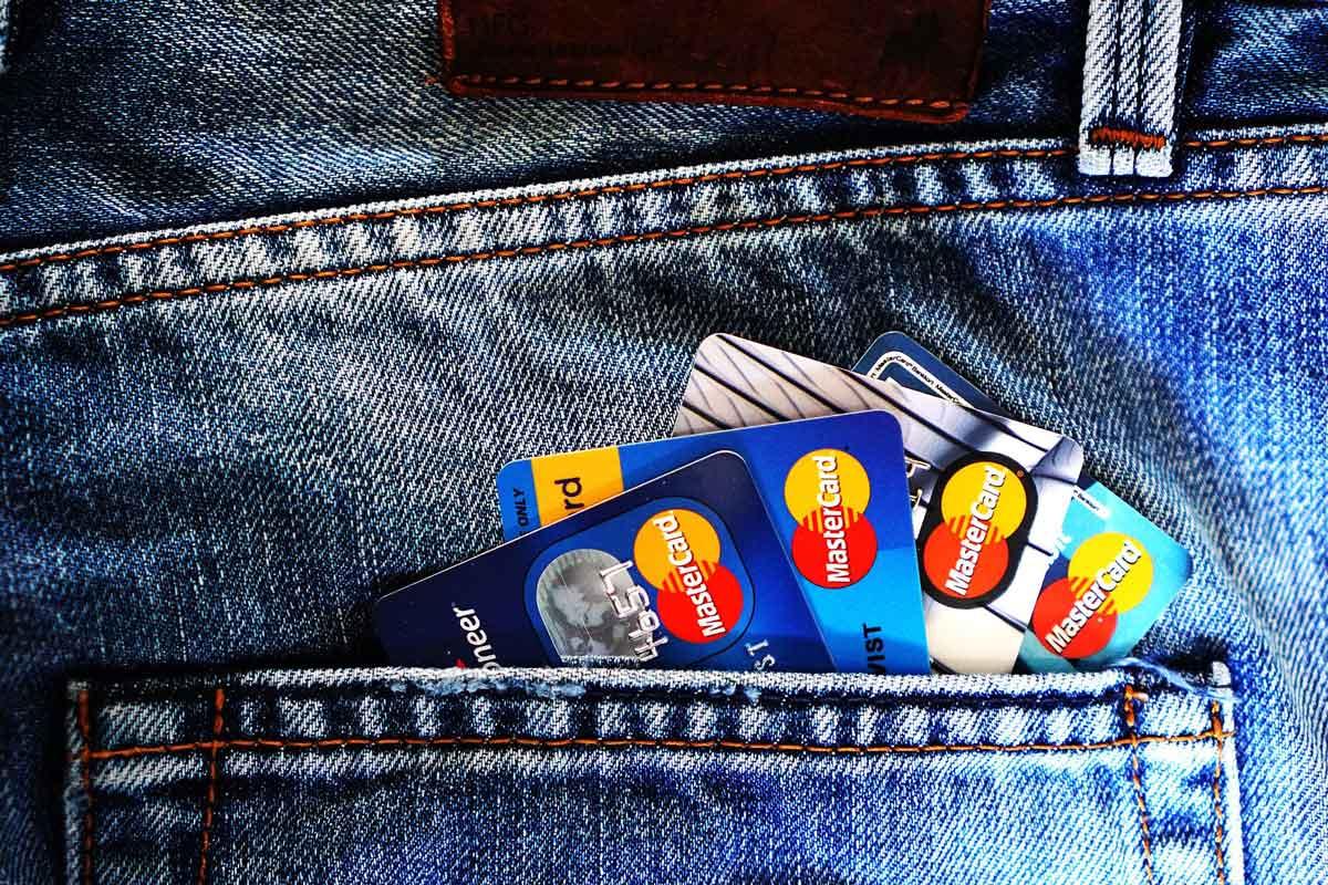 carta di credito estera