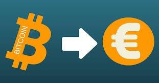 convertire euro in bitcoin