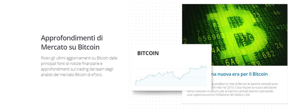 etoro investire in bitcoin