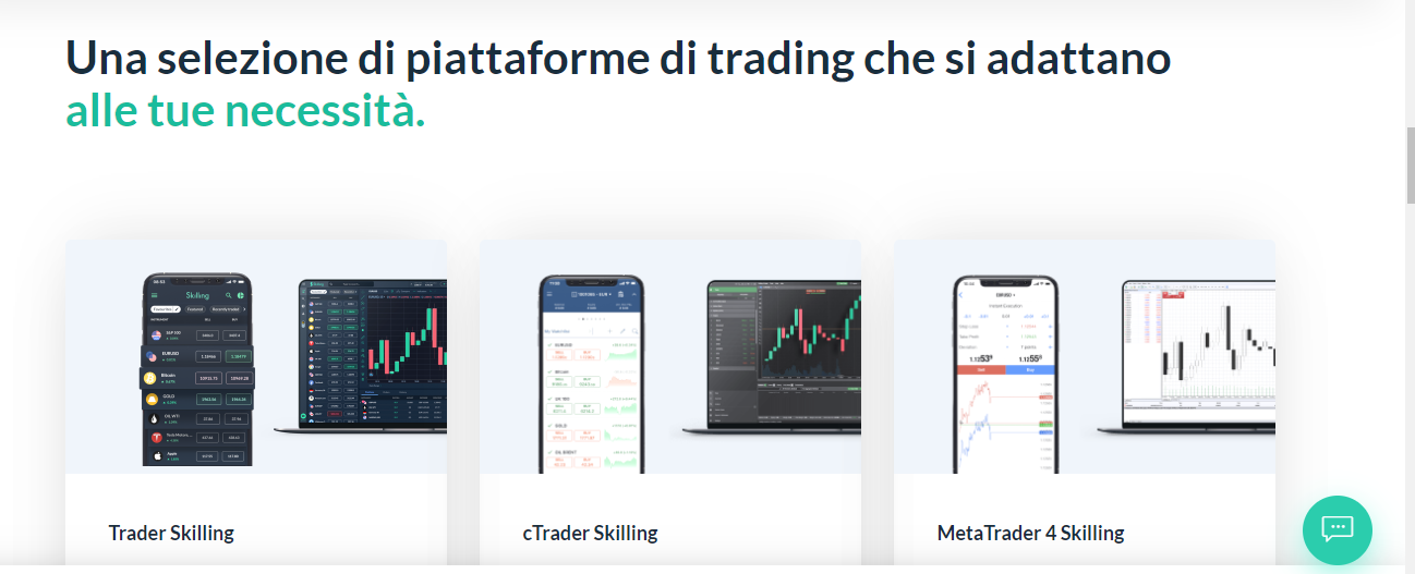 skilling piattaforme trading