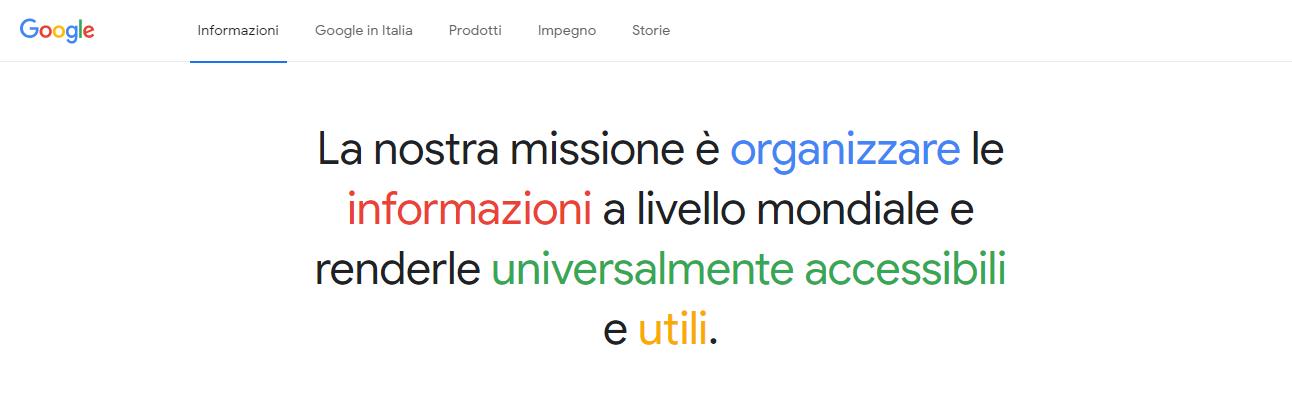azioni google