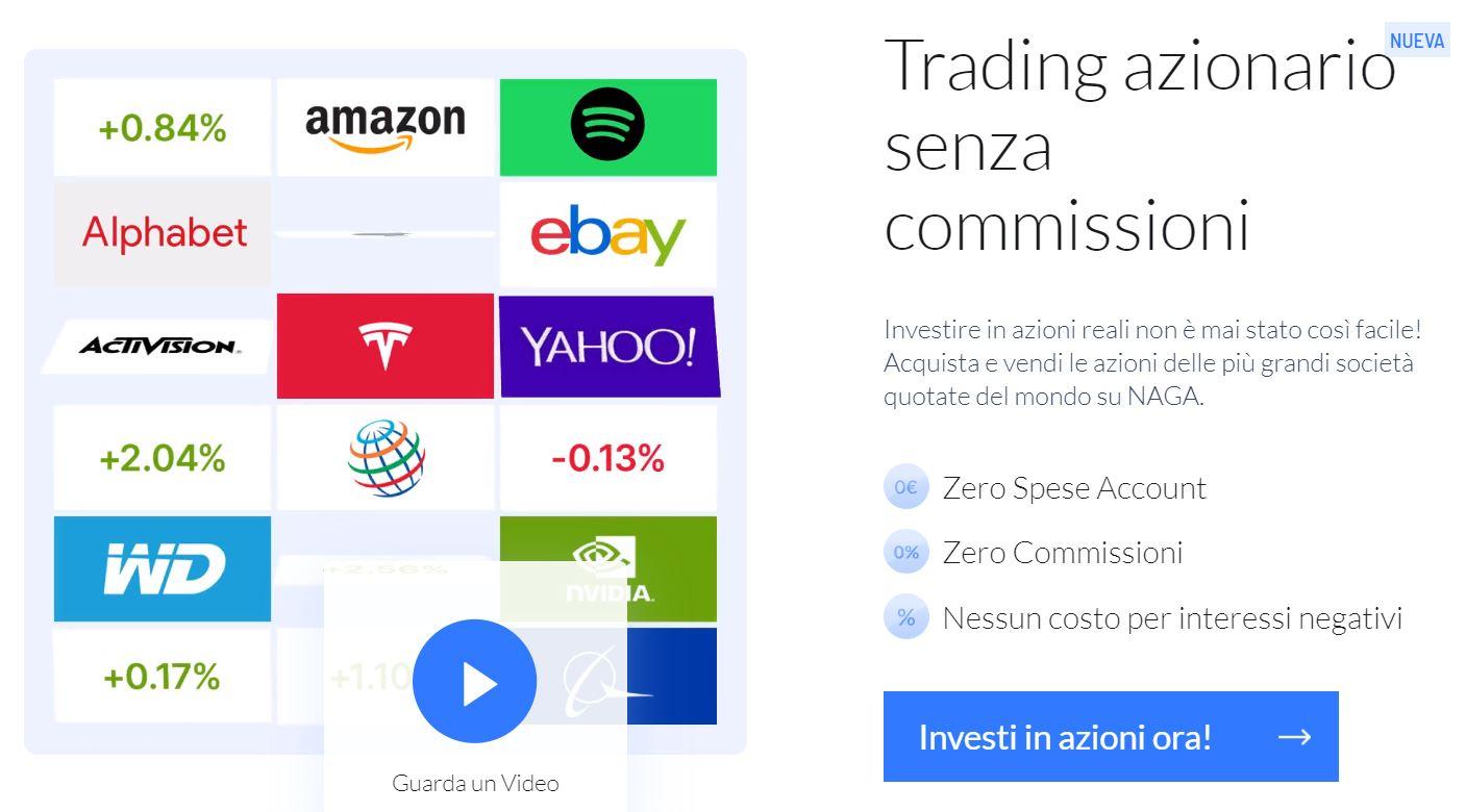 broker azioni online