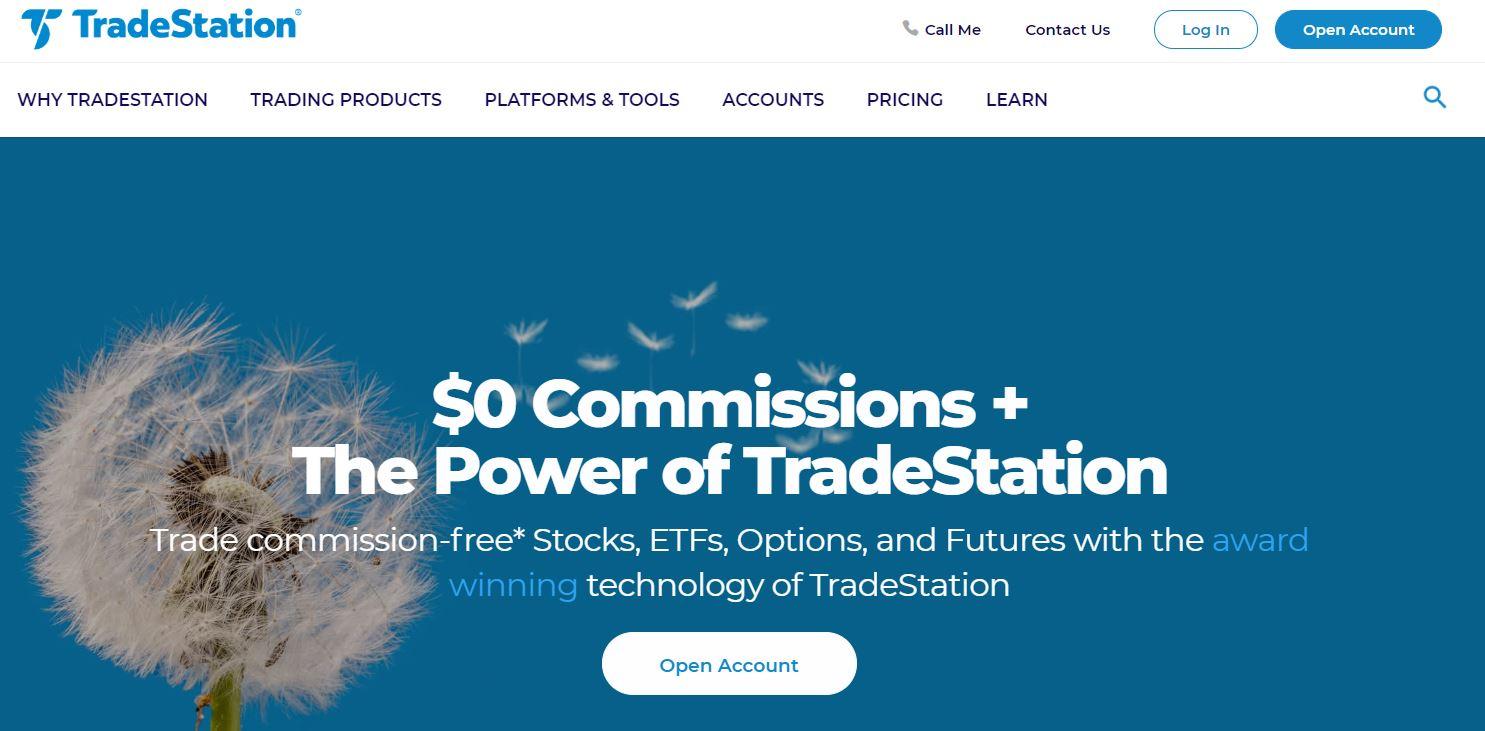 broker forex tradestation