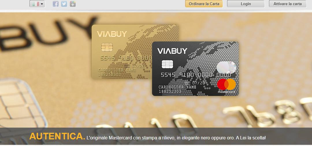 carta di credito prepagata opinioni