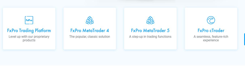 fxpro piattaforme