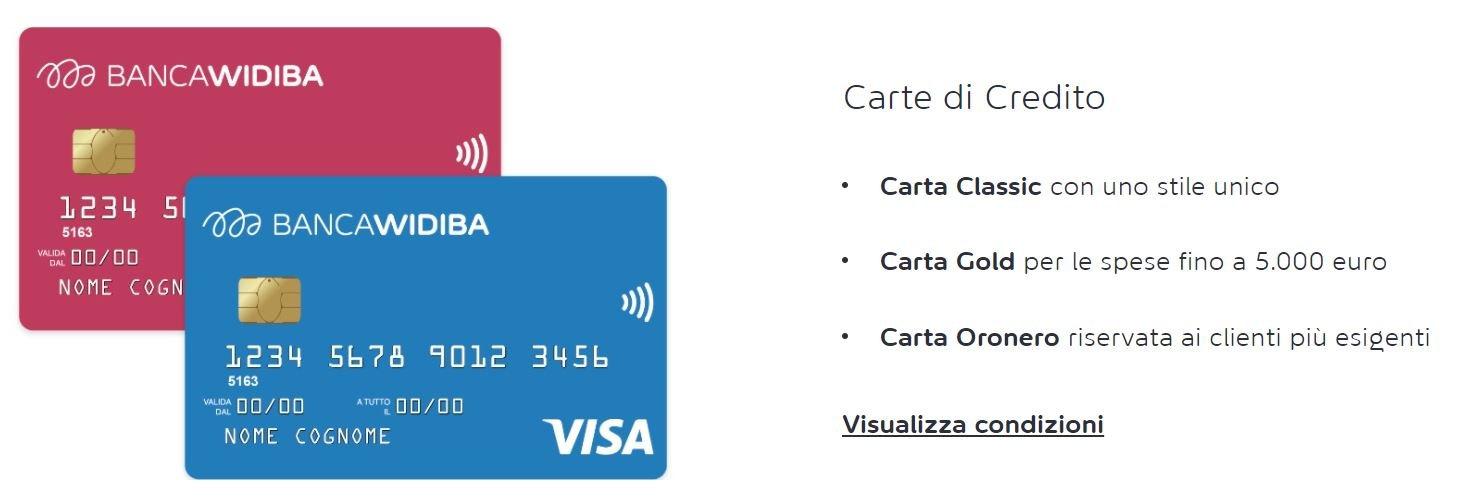 miglior circuito carte di credito