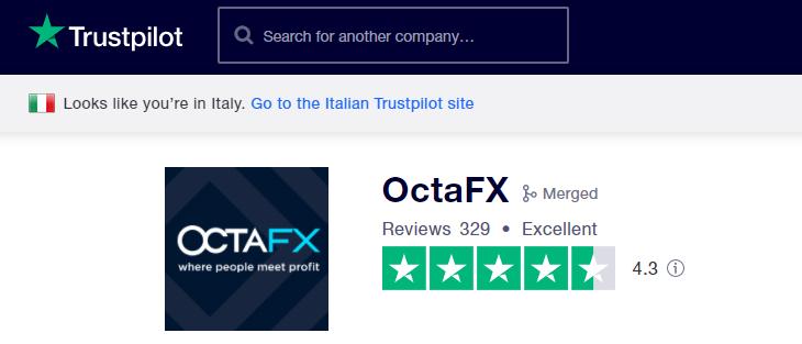octafx opinioni