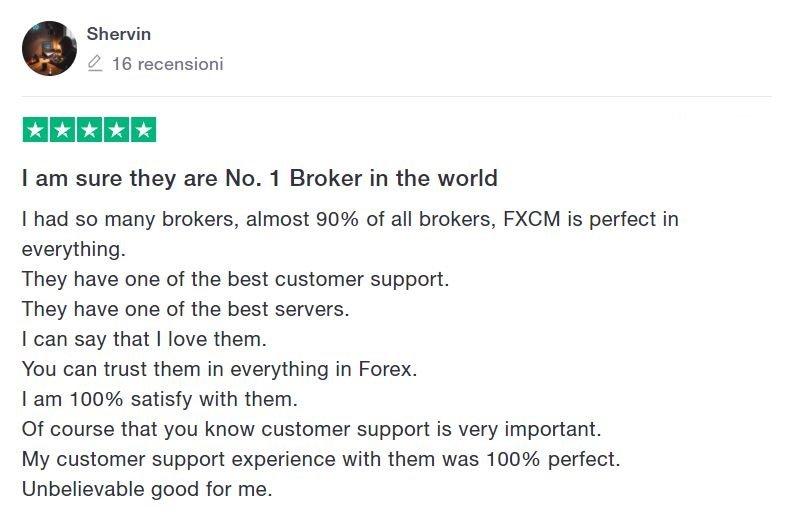 opinioni fxcm