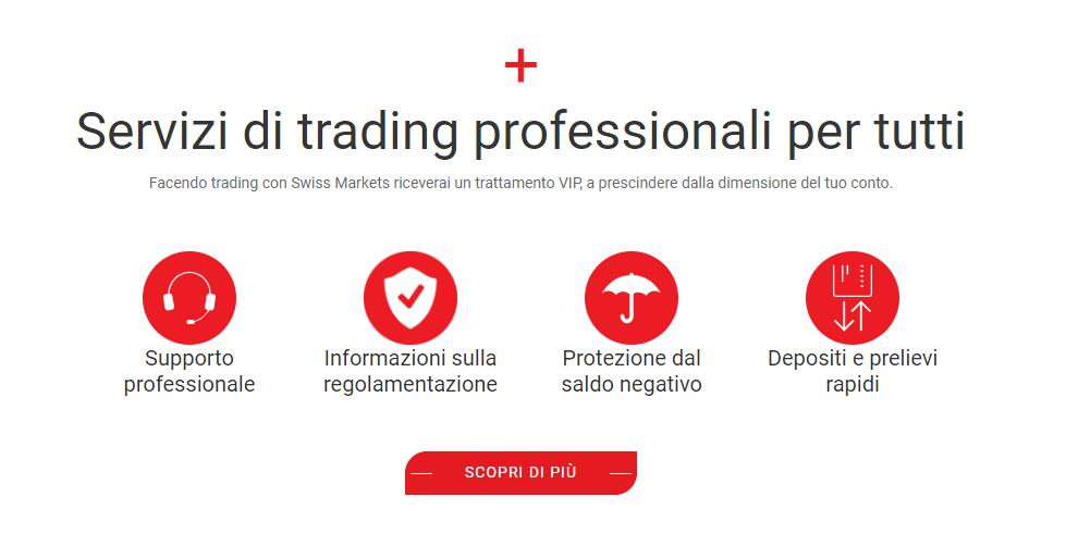 swiss markets cos'è