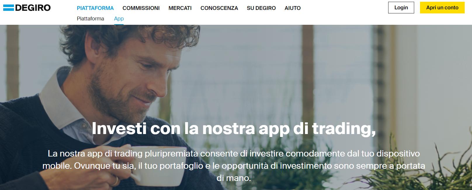 app trading online principianti