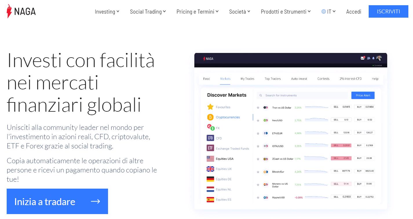broker finanziario italia