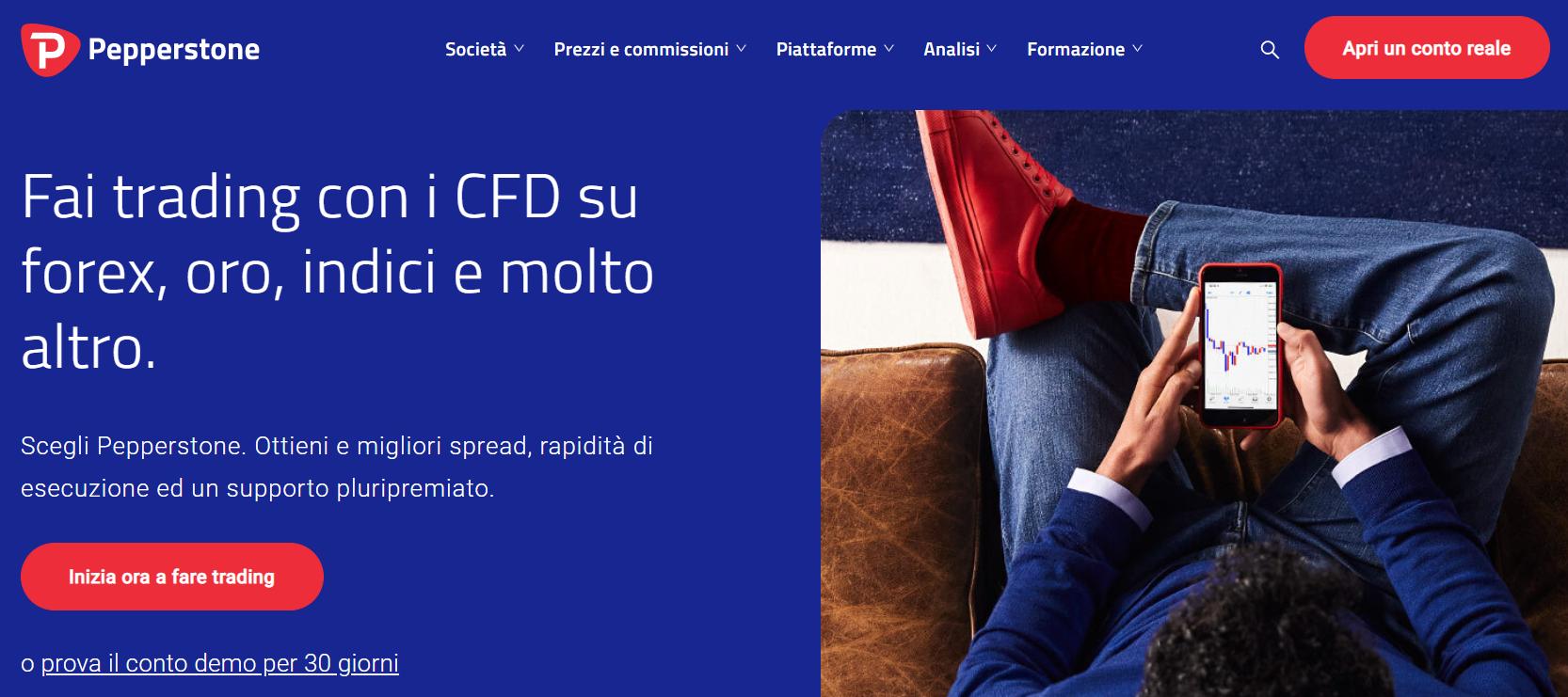 broker finanziario online