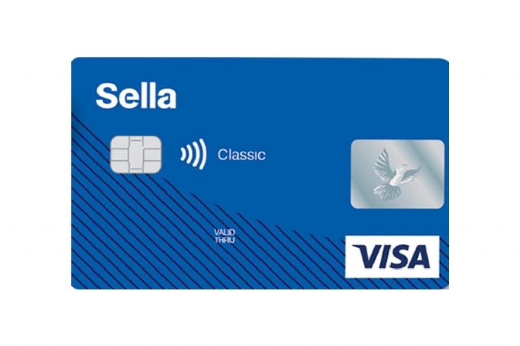 carta di credito banca sella