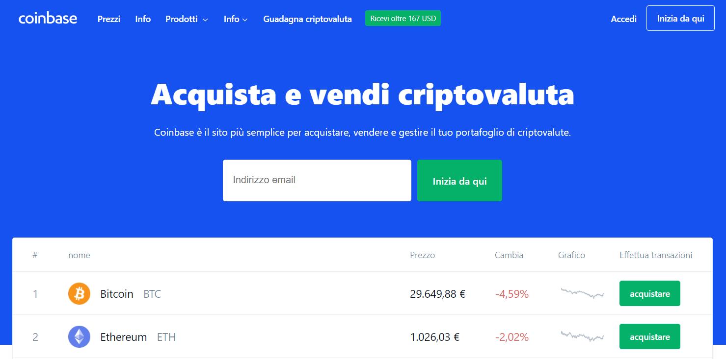 wallet criptomonete