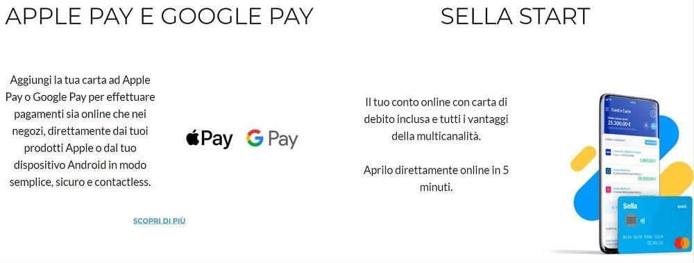 carte di credito bonus 10 euro