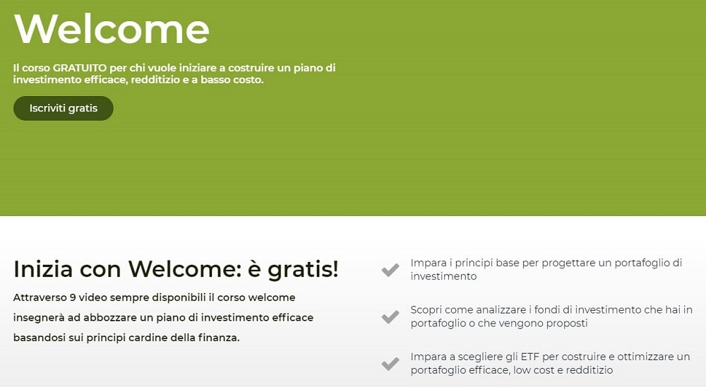 corso online per investire in borsa