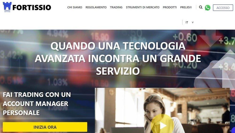 piattaforma demo trading online