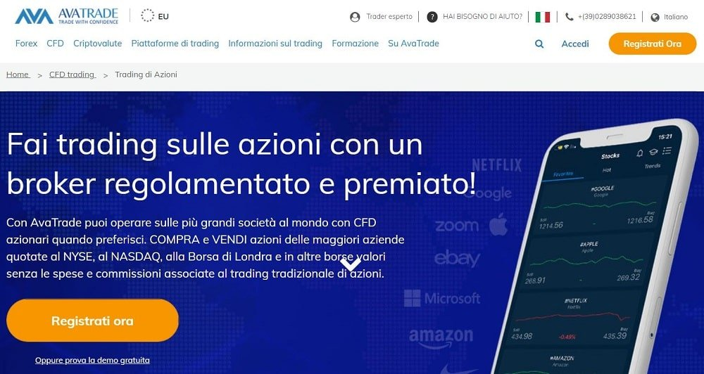 piattaforma di trading per azioni binarie