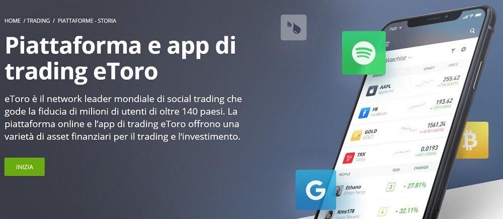 piattaforme di trading demo
