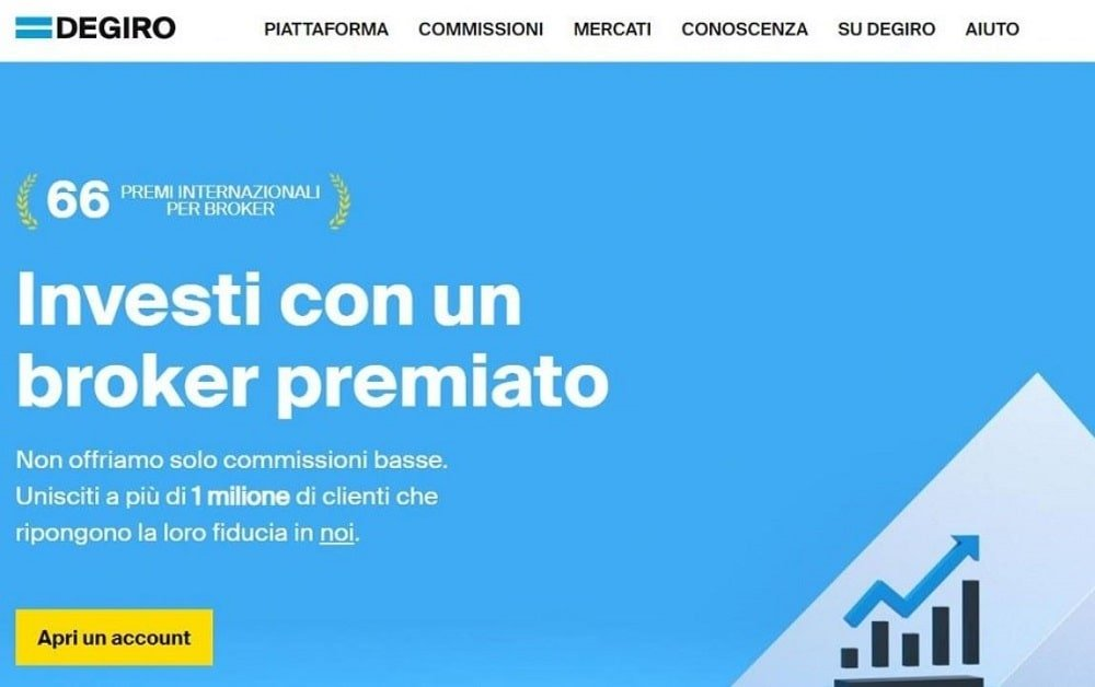 broker trading online italia