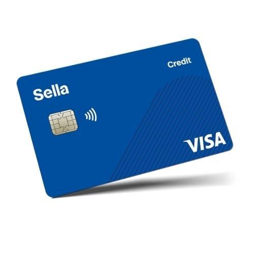 carta di credito sella