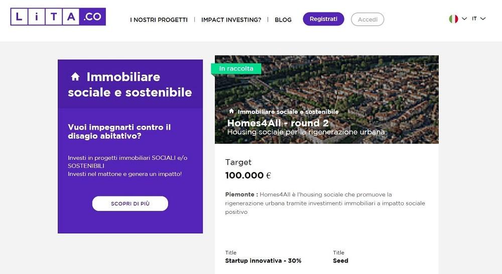 piattaforme crowdfunding startup