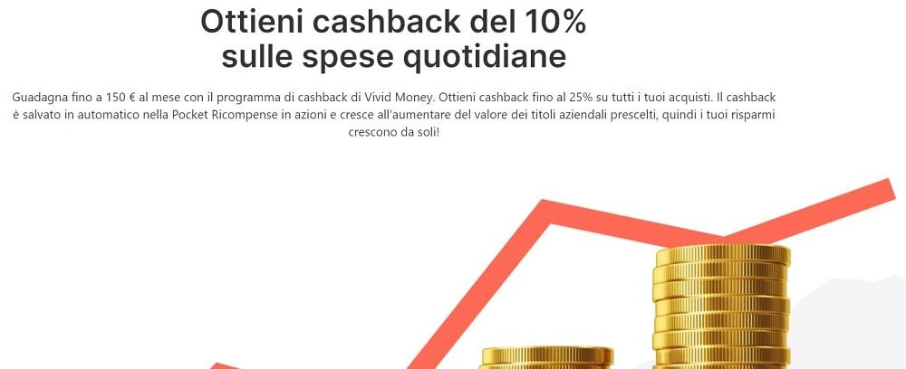 cashback vivid money