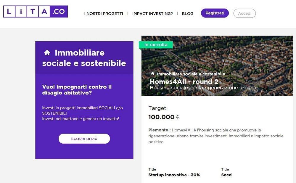 crowdfunding piattaforme migliori