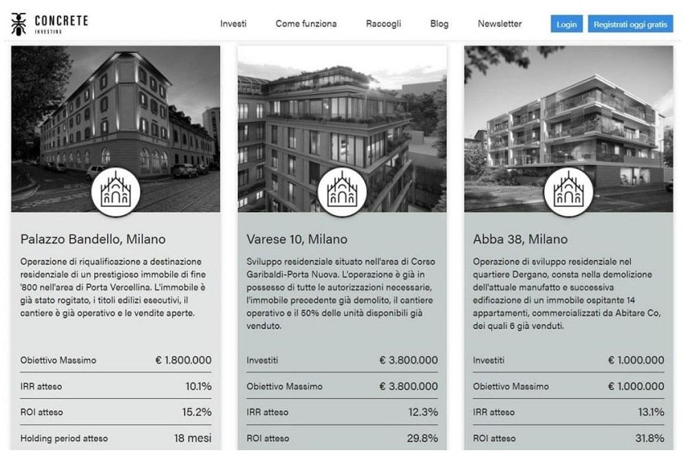 crowdfunding reward based italia