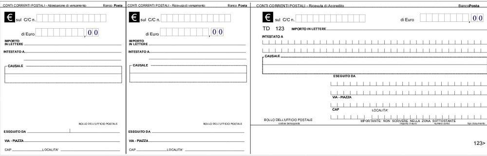 come pagare bollettino postale online