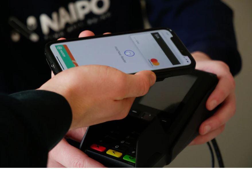 pagamento contactless