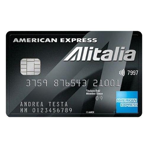 carta di credito alitalia platino american express