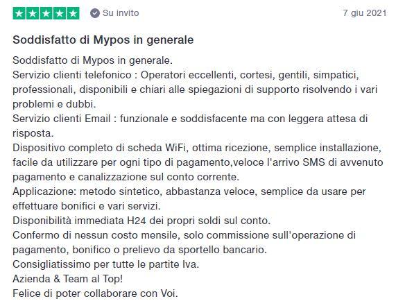 mypos recensioni